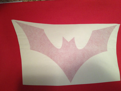 Batman Beyond Symbol Decal