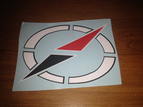 Boukenger Symbol Decal