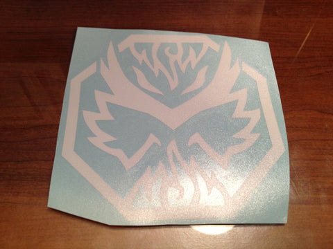 Ryugen Symbol Decal