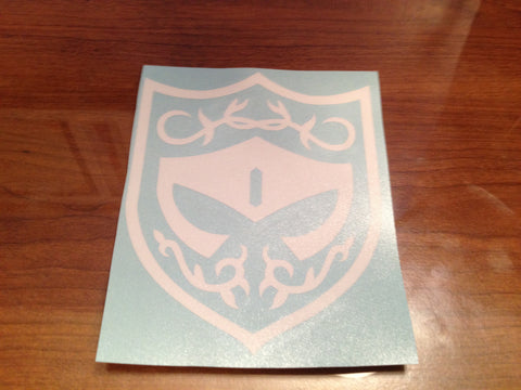 Baron Symbol Decal