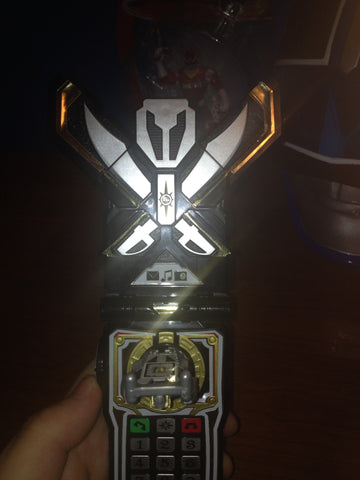 Custom Silver Legendary Morpher Labels