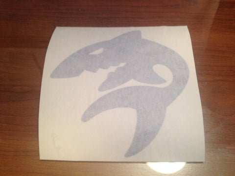 Gosei Shark Decal