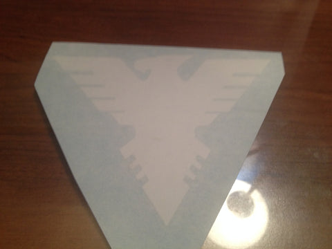 Jetman Symbol Decal