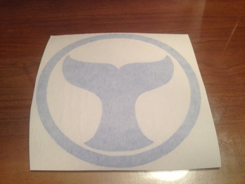 HurricaneBlue Symbol Decal