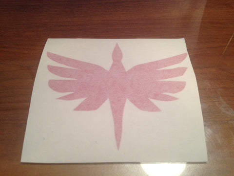 MagiPhoenix Symbol Decal