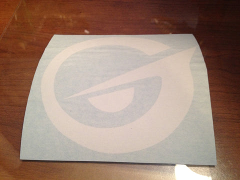 Go-onger Symbol Decal