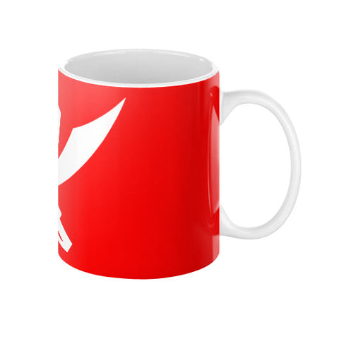 Gokai Red Coffee Mug