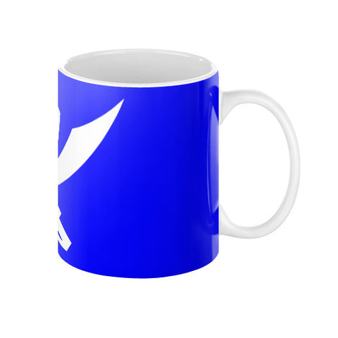 Gokai Blue Coffee Mug  BD15 Decals & Props