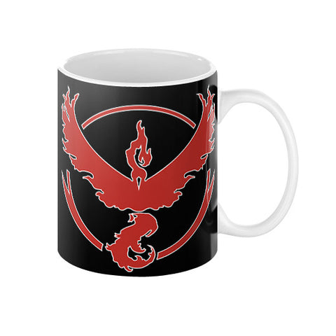 Team Instinct Coffee Mug (Black)  BD15 Decals & Props
