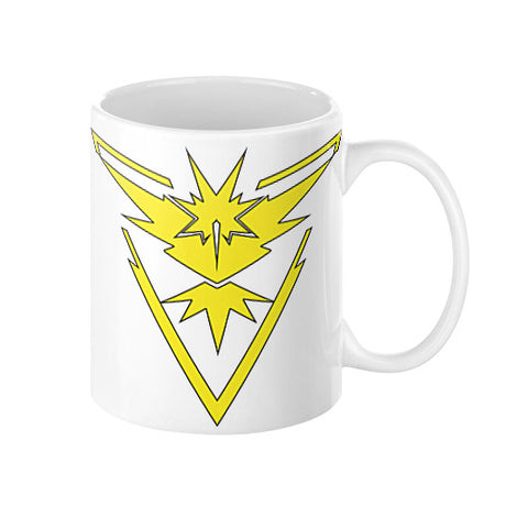 Team Instinct Coffee Mug (White)  BD15 Decals & Props
