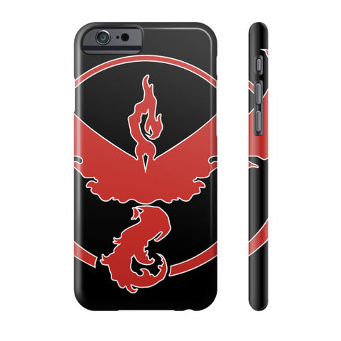 Team Instinct Phone Case (Black)  BD15 Decals & Props