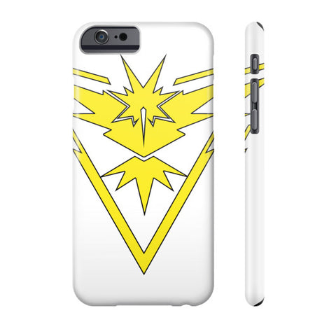 Team Instinct Phone Case (White)  BD15 Decals & Props