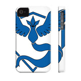 Team Mystic Phone Case (White)  BD15 Decals & Props