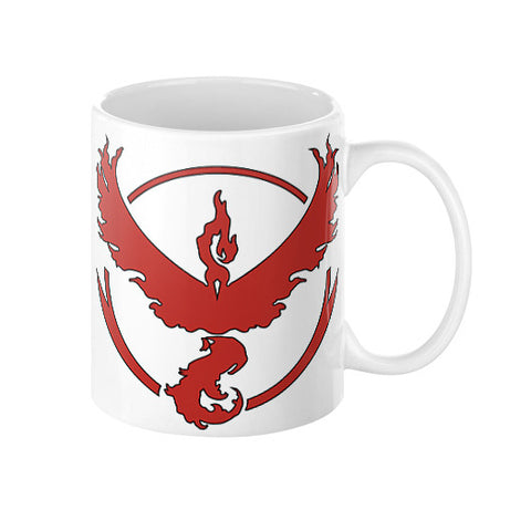 Team Valor Coffee Mug (White)  BD15 Decals & Props