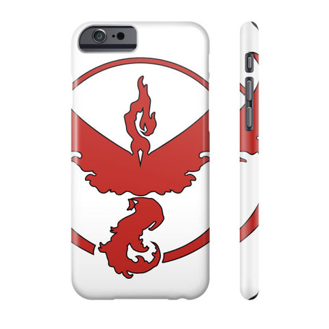 Team Valor Phone Case (White)  BD15 Decals & Props