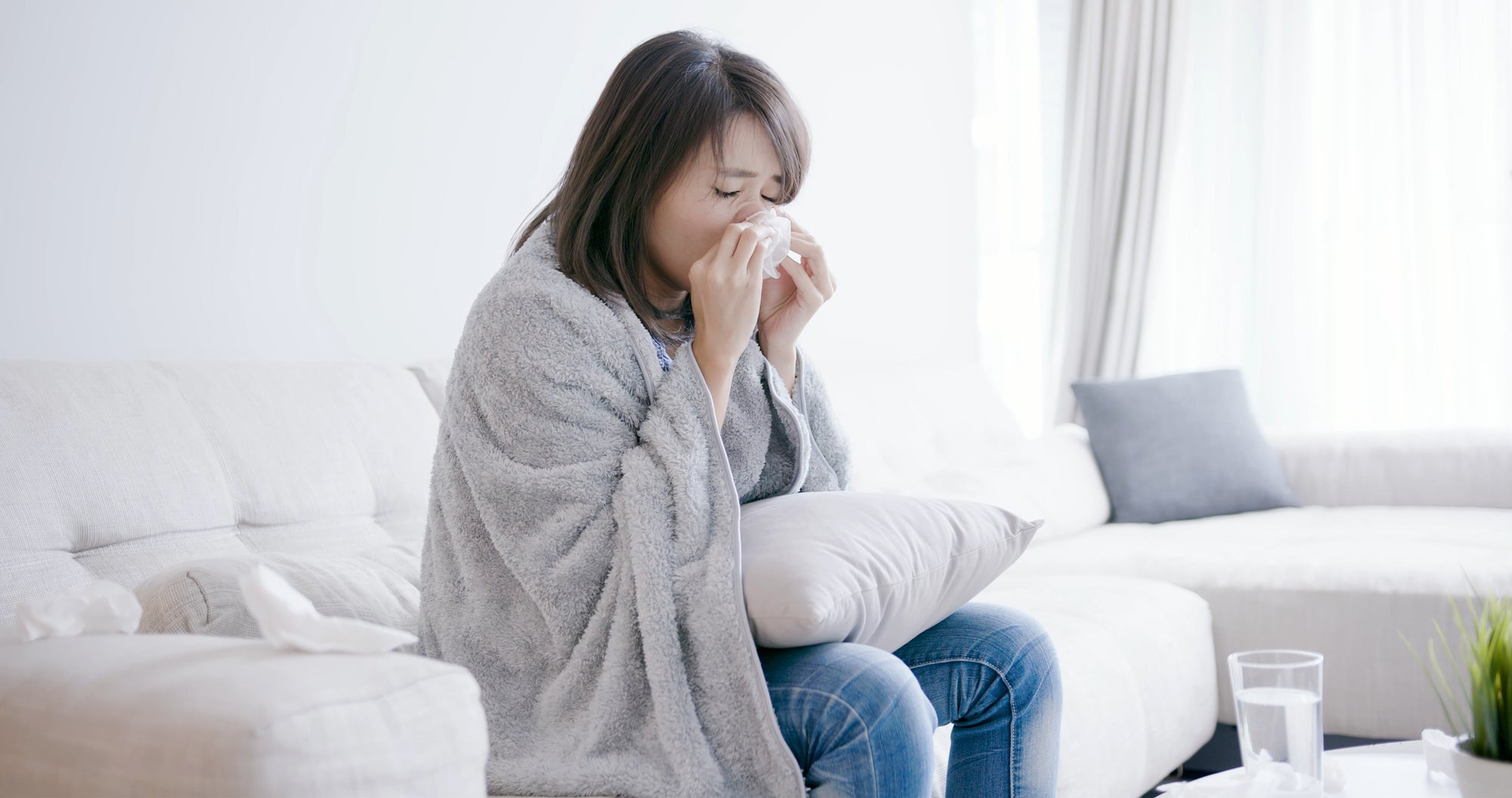 Five Ways to Fight off a Cold and the Flu