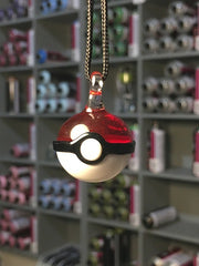 Pokemon Ball Pendant