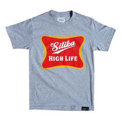 Silika High Life Tee Save 30% Now.