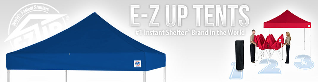E-Z UP the #1 Instant Shelter® Brand in the World offers the highest quality portable shelters tents canopies flags banners inflatables and more.  sc 1 st  Selects Performance Inc. & E-Z UP® Instant Shelters® u2013 Selects Performance Inc.