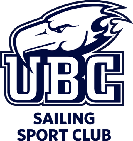 UBC sailing sport club logo