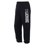 Shuswap Outlaws - Fleece Sweatpants with Elastic Cuff (Booking Only)