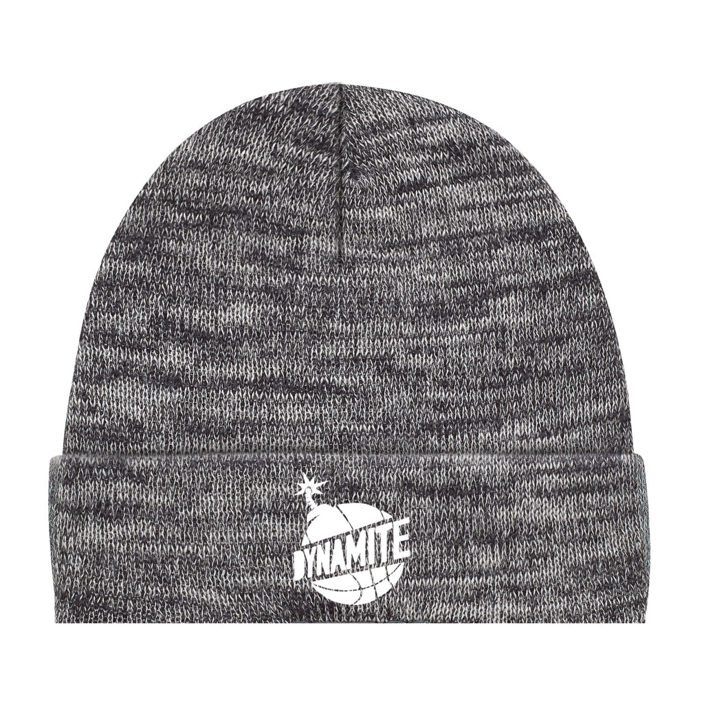 Dynamite Basketball - Marl Rib Jersey Knit Toque (Booking Only)