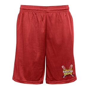 Penticton Heat - Badger Mesh Short (Booking Only)