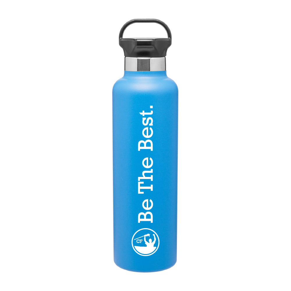 CF Be The Best. | 24 Oz H2GO® Ascent Bottle