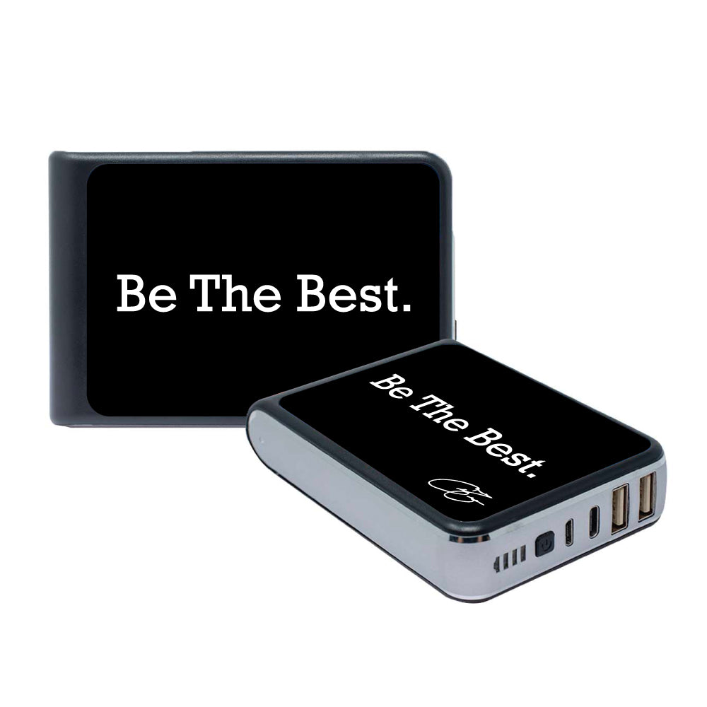 CF Be The Best. | Origaudio™ Tenfour™ 2.0 10,400mAh Power Bank