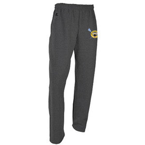 Kamloops Rattlers - Russell Athletic Fleece Sweatpants Open Bottom With Pocket (Booking Only)