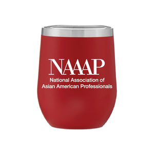 NAAAP | 12oz Cece Tumbler - Matte Red