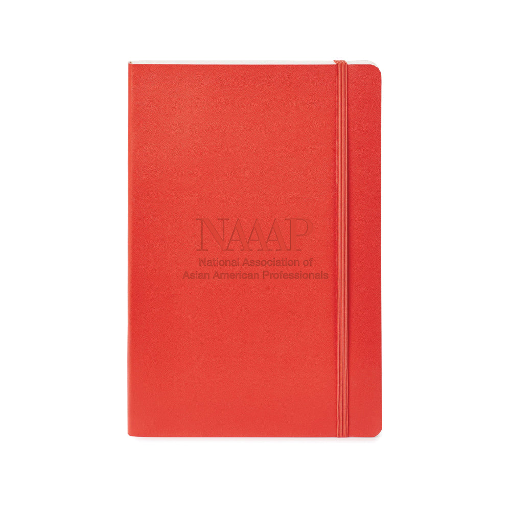 NAAAP | Neoskin® Soft Cover Journal - Red