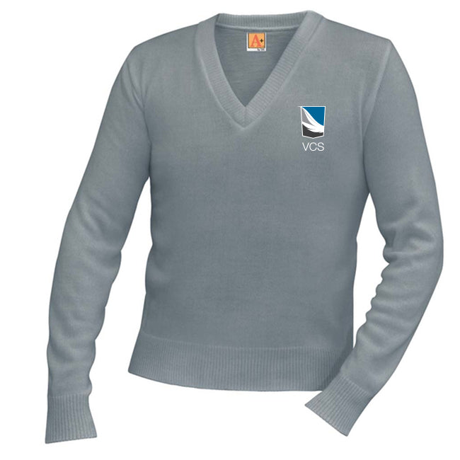 VCS Classic V-Neck Pullover (Unisex)