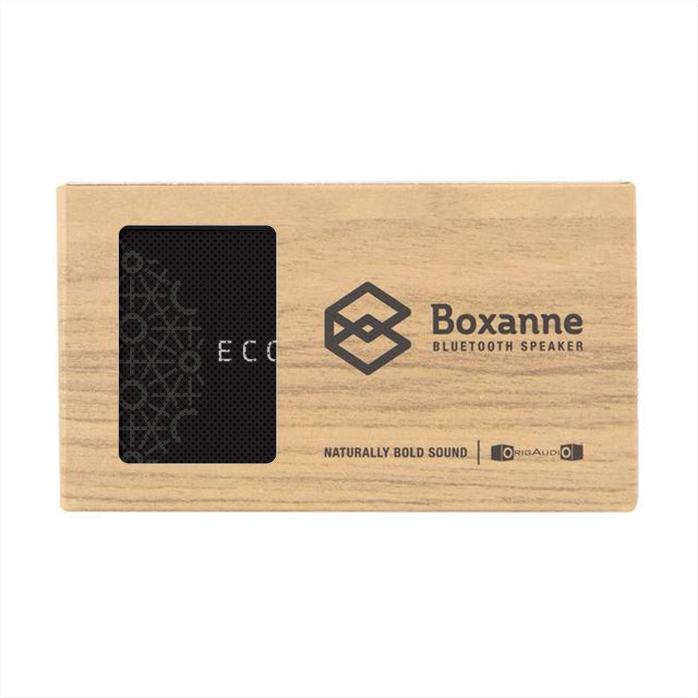 UBC ECOSCOPE - Origaudio™ Boxanne Bluetooth Speaker (Booking Only)