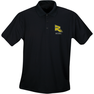 Burnaby South Music Dept. Polo Shirt (Booking Only)