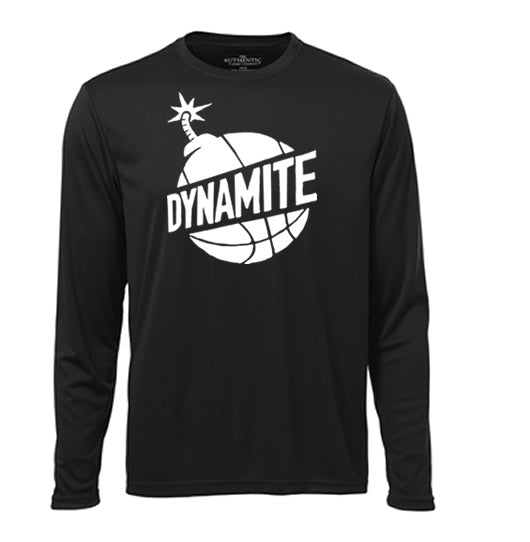 Dynamite Basketball - Performance Long Sleeve (Booking Only)