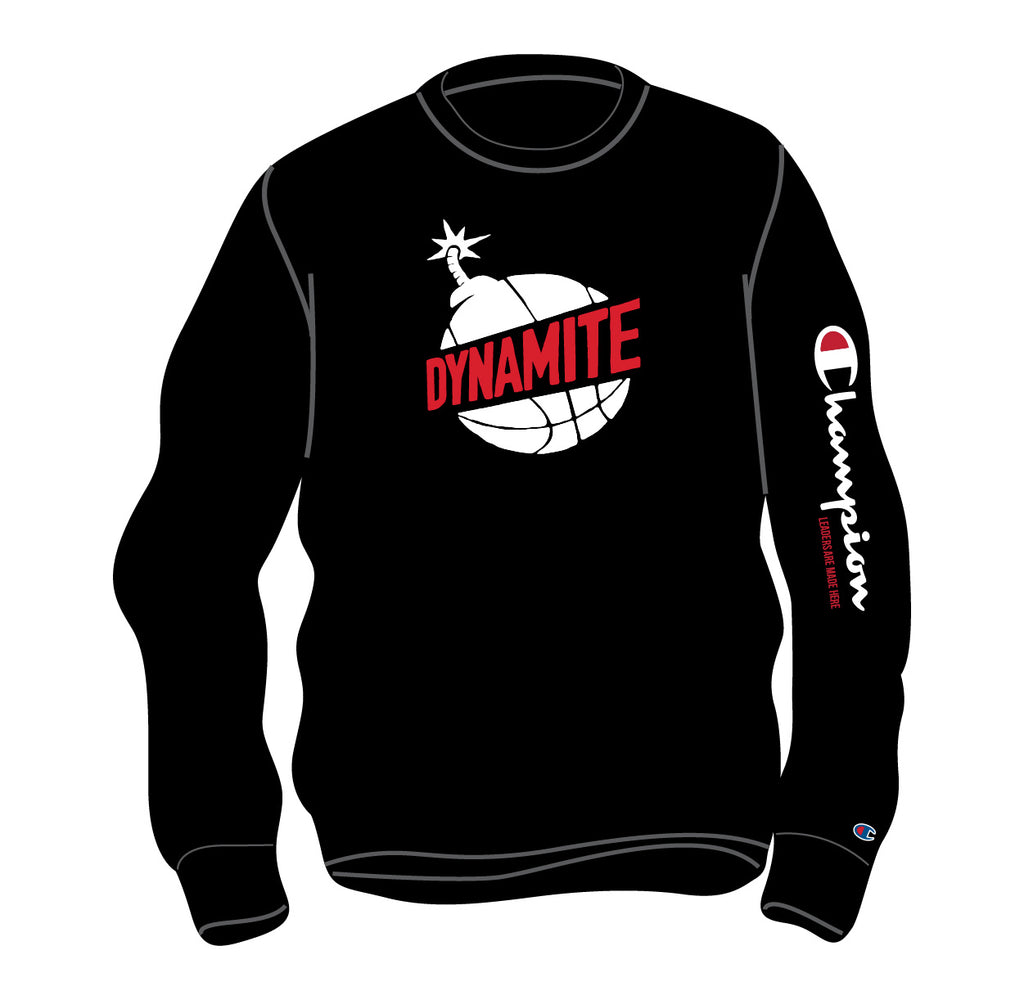 Dynamite Champion® Long Sleeve - Black
