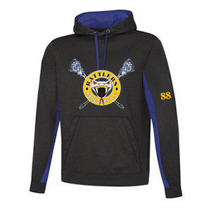 Kamloops Rattlers - Game Day Performance Hoodie  (Booking Only)