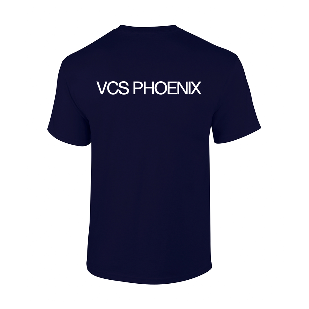 VCS Athletics Short Sleeve Cotton T-Shirt