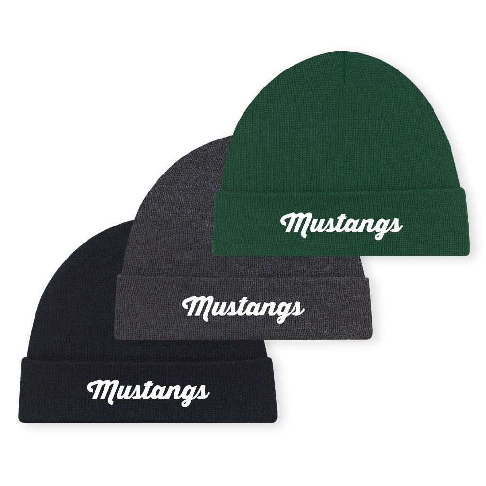 MMS | Acrylic Jersey Knit Cuff Toque