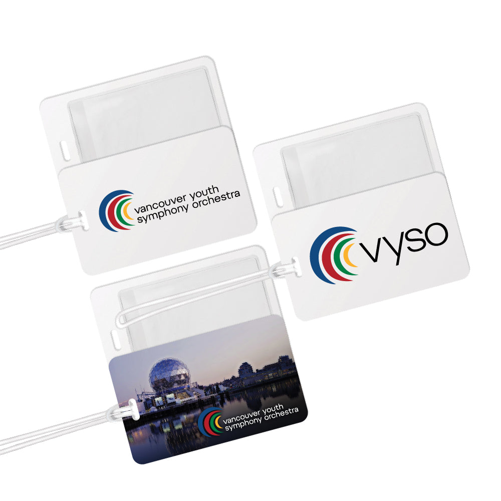VYSO | Luggage Tags (Set of 2)