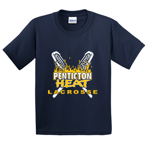 Penticton Heat - Ultra Cotton T-Shirt - Navy (Booking Only)