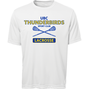 UBC Thunderbirds Lacrosse SC - Performance Shirt (Closeout)