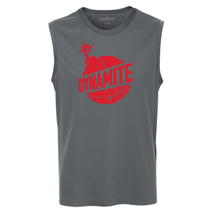 Dynamite Basketball - Performance Sleeveless Tee (Booking Only)