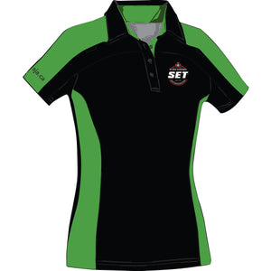 SJA Women's Drytech Polo Shirt (In-Stock)
