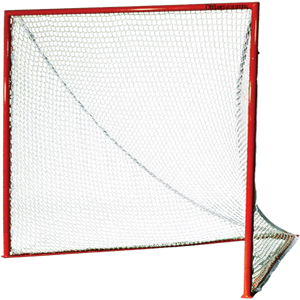 Predator® Deluxe High School Game Goal with 5mm White Net
