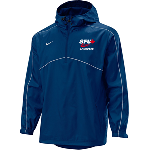 SFU Lacrosse Long Sleeve Quarter Zip Jacket