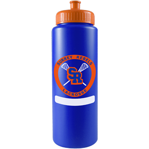 Surrey Rebels - 32 oz Sports Bottle