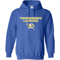 UBC Women's Lacrosse Club (AMS) - Heavy Blend Cotton Hoodie (Booking Only)
