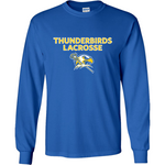 UBC Women's Lacrosse Club (AMS) - Long Sleeve T-Shirt (Booking Only)
